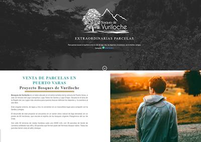 Bosques de Vuriloche